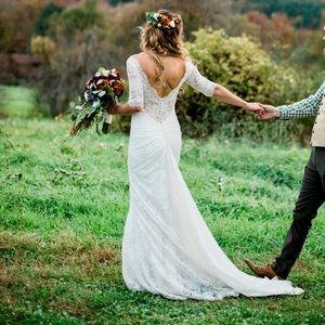 Maggie Sottero McKenzie designer wedding dress